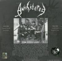 ANIHILATED Path To Destruction Vinyl Record LP Agipunk 2011